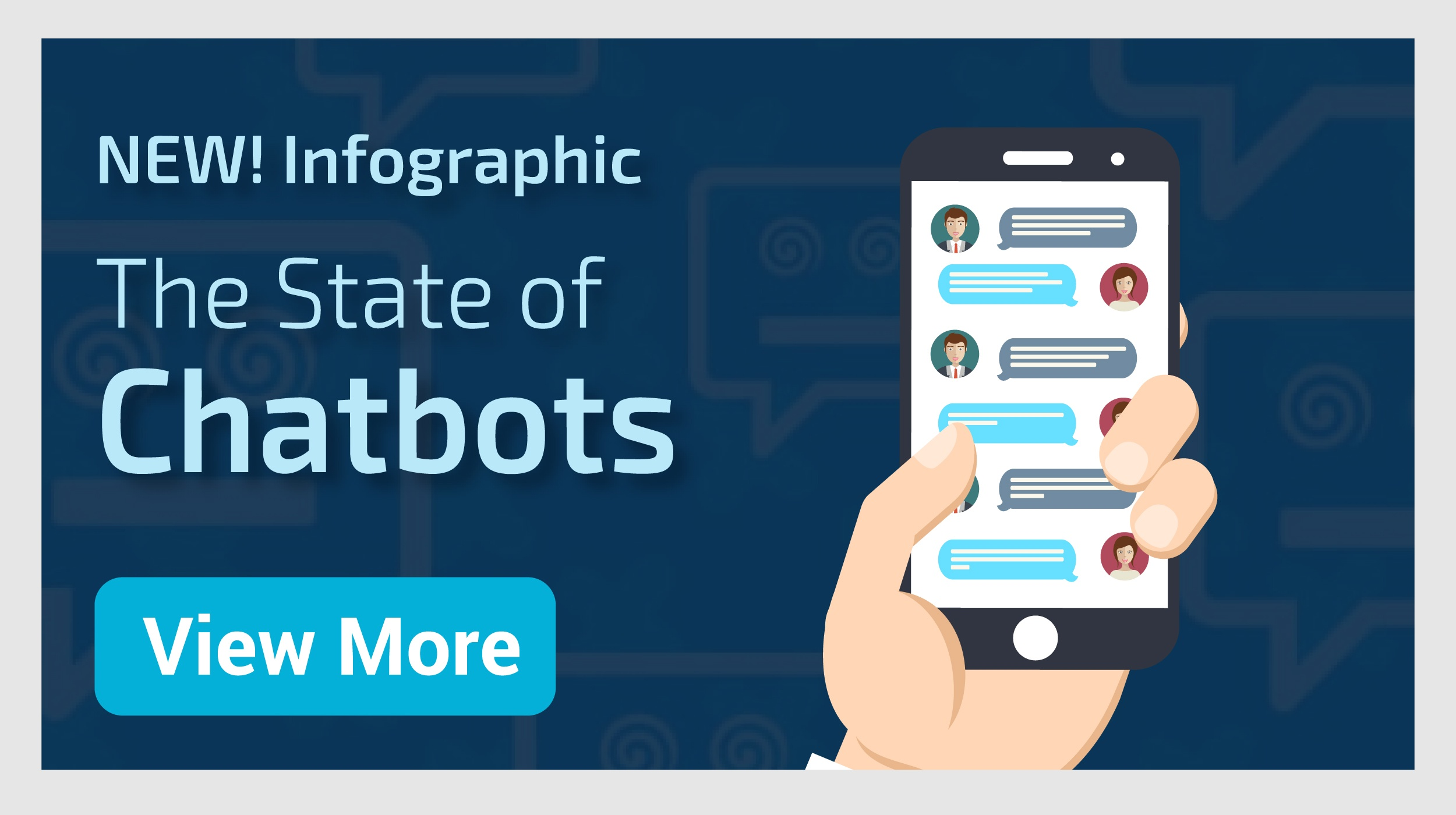 Infographic - The state of chatbots