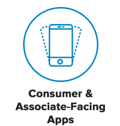 Consumer and Associate facing apps