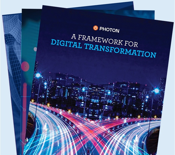A Framework for Digital Transformation