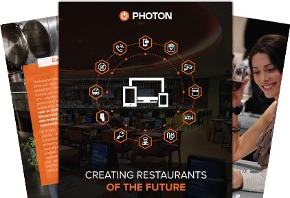 Restaurants Whitepaper by Photon Infotech