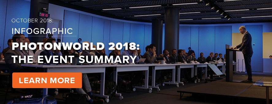 Infographic: PhotonWorld 2018: The Event Summary